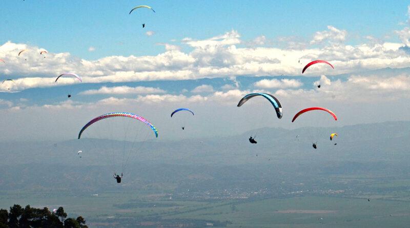 Volar Parapenten en Suramerica