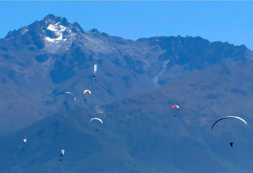 Andes Parapente Mérida