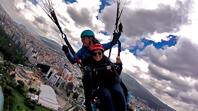 Parapente Quito
