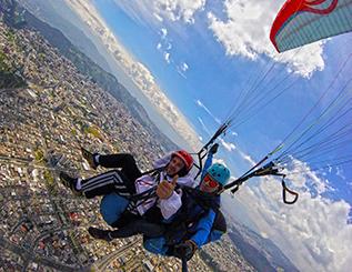 Andes Parapente Quito